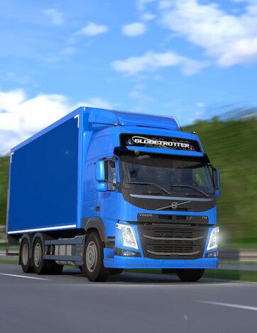 Lastebil og vogntog